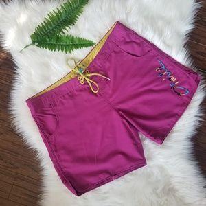 O'Neill   Purple Men's Beach Shorts